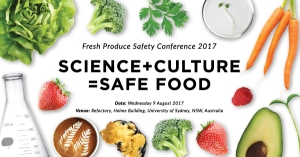 Freshh Produce Safety Conference Banner