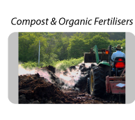 Compost & Organic Fertilisers