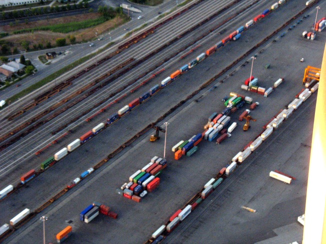 Storage Containers, Freight from the AIr