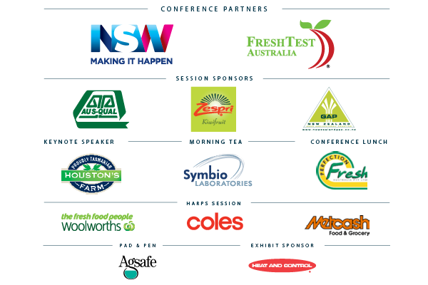Logos of 2016 Conference Sponsors
